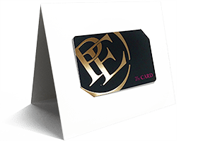 Paul Edmonds Our Gift Cards